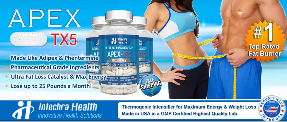 Real users Apex-TX5 reviews and testimonials - Are there natural weight loss slimming supplements like Phentermine Adipex drug? Read real Apex-TX5 customer reviews before you buy natural versions of Phentermine over the counter diet pills! Good fat burner metabolism enhancer, thermogenesis and energy booster most recommended