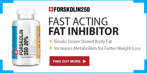 how forskolin 250mg works